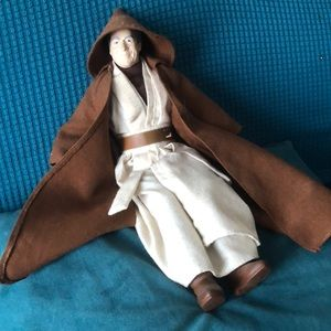 Vintage Sebastian Shaw Doll: Anakin Skywalker